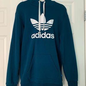 Long Adidas Hoodie
